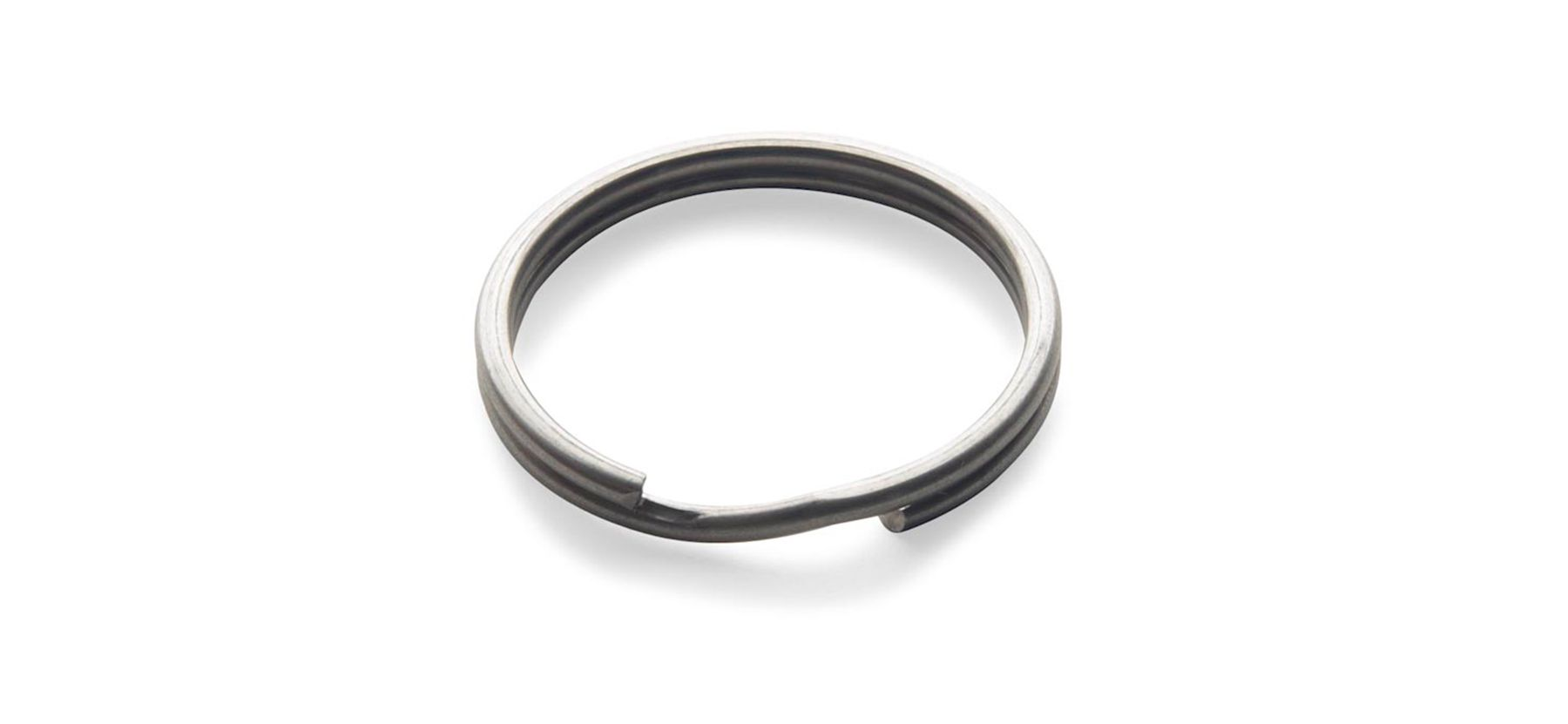 Stainless Steel Split Rings -